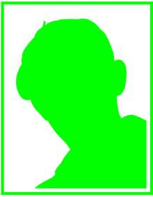 lime silhouette portrait silhouette free vector silhouettes