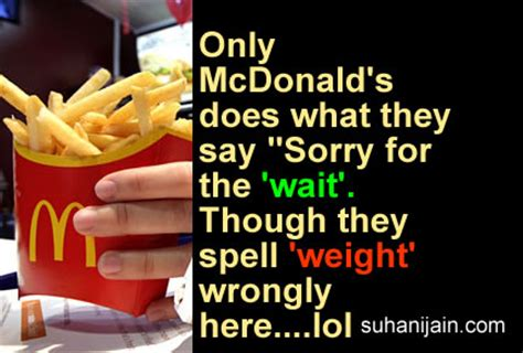 Kevin Federlines New Ad Insults The Fast Food Industry by Image Gallery Mcdonald S Jokes