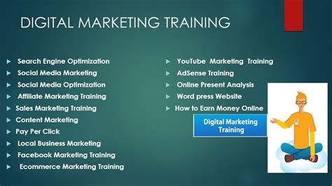 Digital Marketing Degree Course - digital marketing tutorial for beginners course in