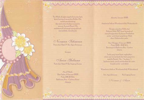 Ready Undangan Pernikahan Era Baru 88126 Undangan Nikah undangan blangko kode erba 88154 karim craft souvenir