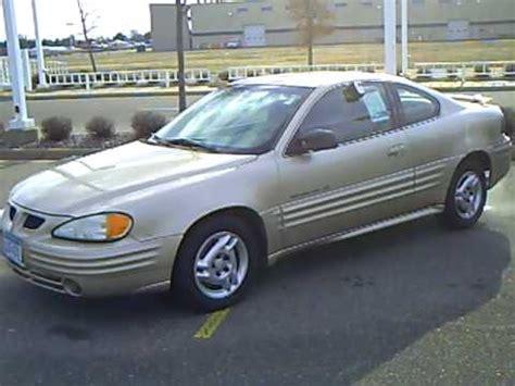 2001 pontiac grand am owners manual 2001 pontiac grand am problems manuals and repair