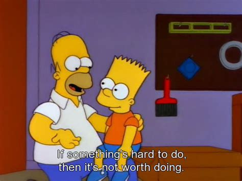 Simpsons Birthday Quotes Homer Simpson Quotes On Marriage Quotesgram