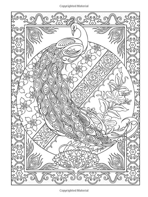 creative american designs coloring book coloring books 1000 images about peacocks coloring on