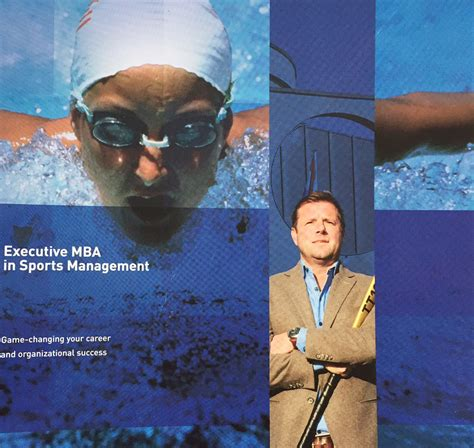 Mba Sports Management by Sportbizz Msm En Sportbizz Lanceren Executive Mba In
