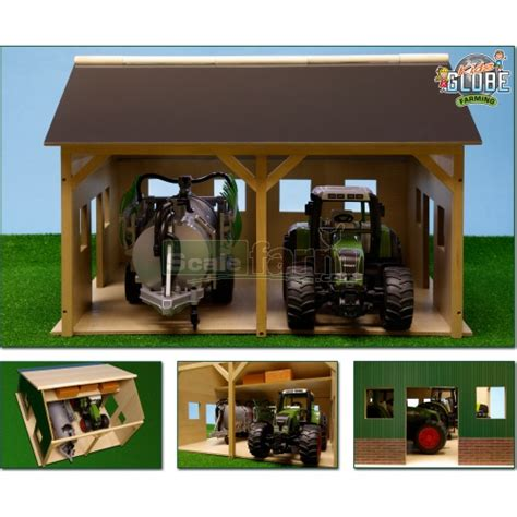 scheune selber bauen bauplan globe 610338 wooden farm shed for two tractors
