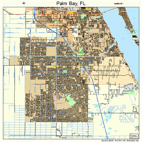 map of ta bay area florida palm bay fl pictures posters news and on your