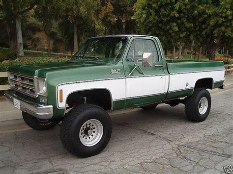 gmc 1976 truck 1976 gmc grande 1 ton 4x4 badass trucks