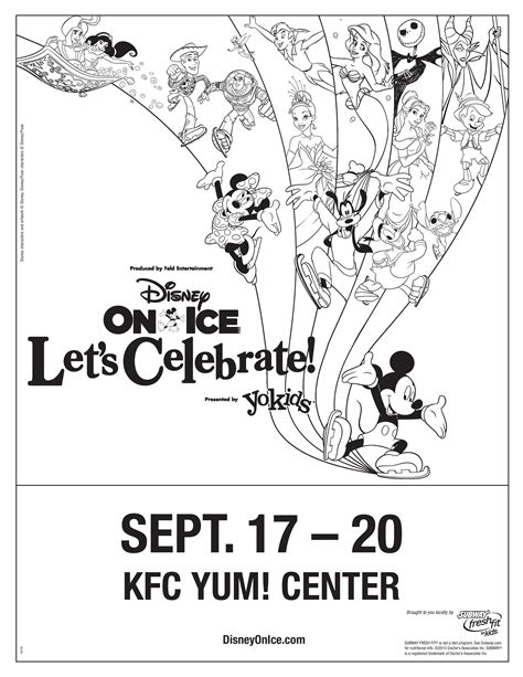 coloring pages disney on ice disney on ice presents let s celebrate giveaway the