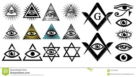 illuminati simboli conspiracy stock illustrations 2 013 conspiracy stock