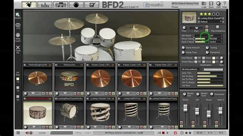 Fxpansion Bfd Kit 1 bfd2 kit inspector tutorial part 1 of 2