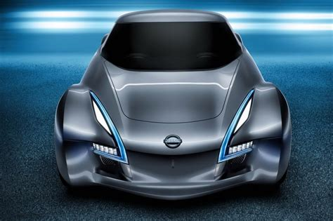 new nissan sports car nissan esflow concept unveiled at geneva