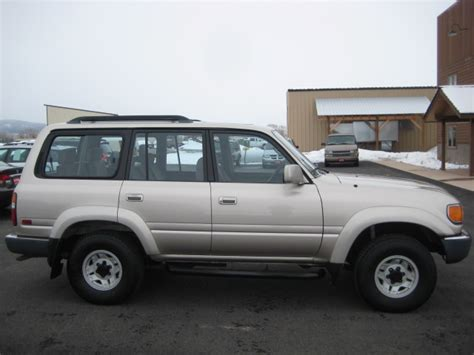 1992 Toyota Land Cruiser 1992 Toyota Land Cruiser Pictures Cargurus