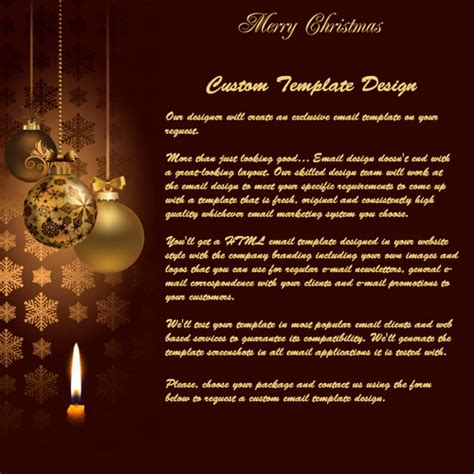 new year templates free merry new year free html e mail templates
