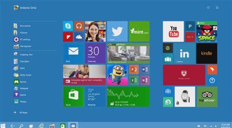 imagenes del sistema operativo windows 10 microsoft ya anunci 243 su sistema operativo windows 10