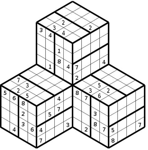 printable hyper sudoku hyper sudoku 3d e 3