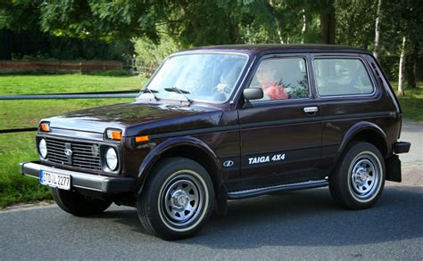 Lada Niva Russia Made In Russia The Indestructible Epic Made In Russia