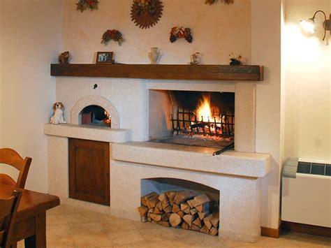 camini rustici con forno a legna caminetti rustici michelin caminetti