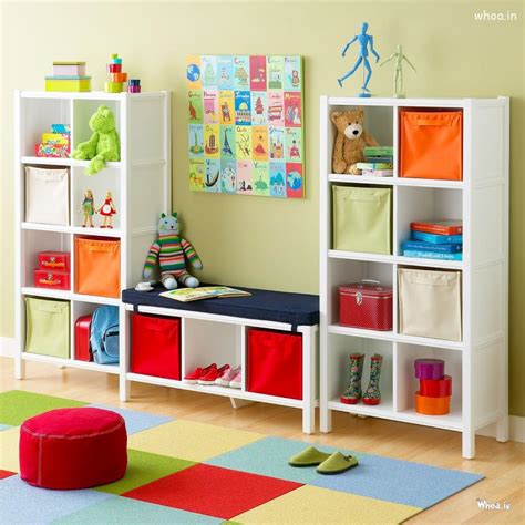 kids room ideas with storage furniture bedroom decorating