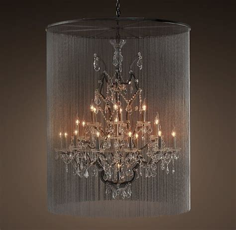 Restoration Hardware Chandeliers Fancy Vaille Chandelier Large Chandeliers Restoration Hardware