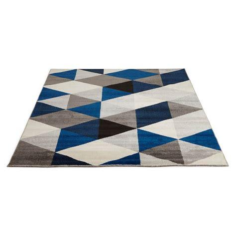 Tapis Design Scandinave tapis design style scandinave rectangulaire geo 230cm x