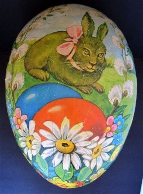 Large Paper Mach 233 Easter - 57 best images about paper mache eggs on