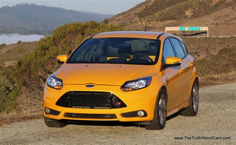 2014 Ford Focus Review by Review 2014 Ford Focus St With The About Cars