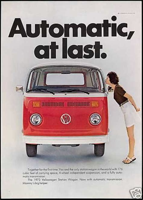 classic volkswagen station vw volkswagen bus station wagon automatic 1973 vintage