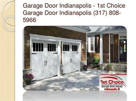 Overhead Door Indiana Garage Door Indianapolis