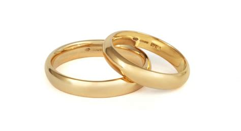 Wedding Rings Joined Together by For Better Or For Worse Indonesia Expat