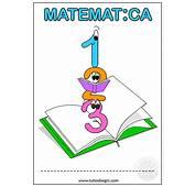 Copertina Matematica Con 123 Pictures