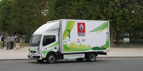 Volvo Electric Truck 2019 by Electric Trucks And Utility Evs By Renault From 2019
