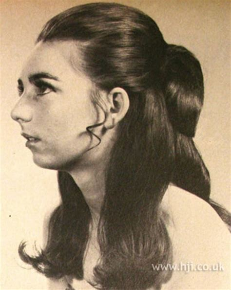 1950s hairstyles with a ponytail leaftv 1950s hairstyles for long hair