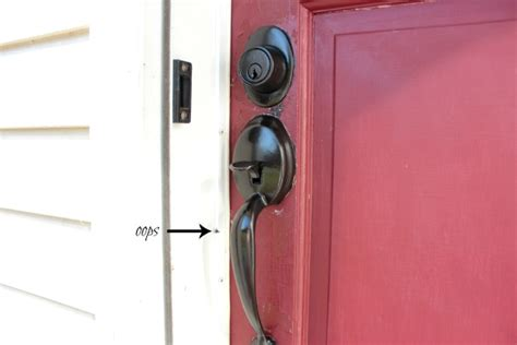 How To Remove Paint From Door Handles by Painting Door Knobs Without Removing Them