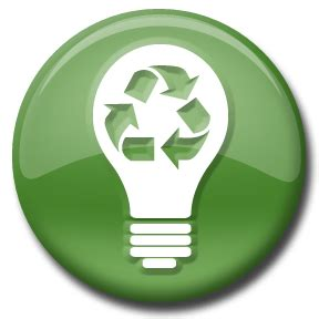 recycle lights tips for becoming more waste free at work