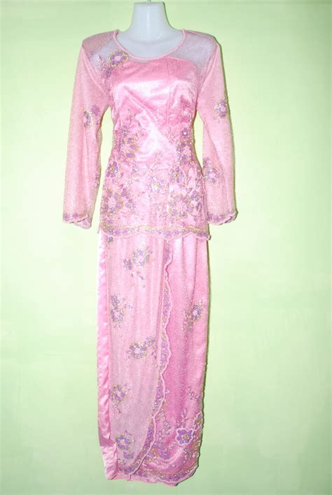 Baju Gaun Comel baju baju comel pakaian pengantin comel p pink merah maroon