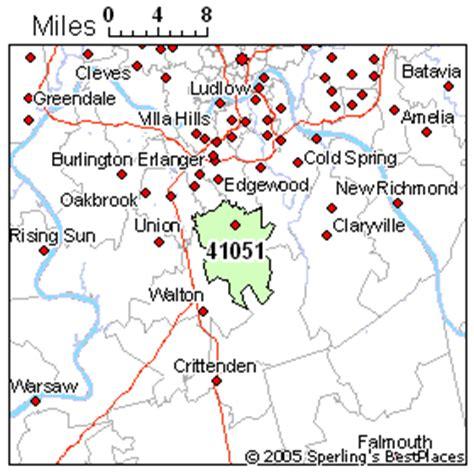 independence kentucky map independence zip 41051 kentucky voting