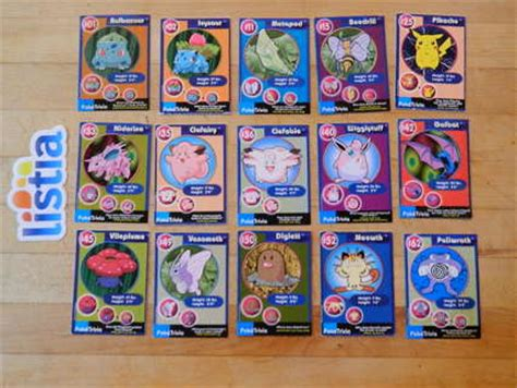 Free Burger King Gift Card - free 15 vintage mewtwo strikes back burger king poketrivia cards c1999 pokemon cards