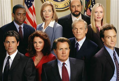 west wing 19 times life and the west wing imitated each other