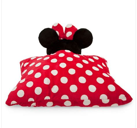 Minnie Mouse Pillow Pal disney parks minnie mouse pillow pal plush pet doll new