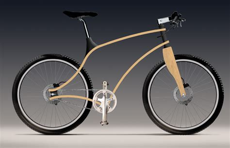 design frame bike two very similar plywood bike concepts bicycle design