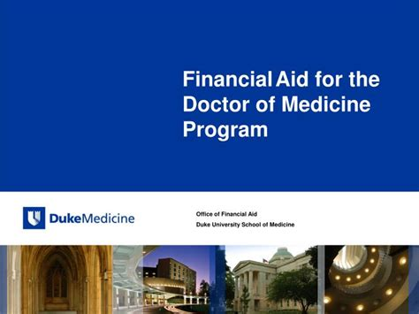 Financial Aid Duke Mba by Ppt Office Of Financial Aid Duke School Of