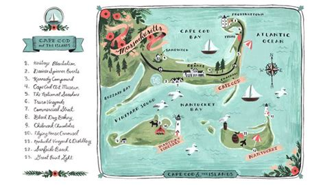 cape cod paper 22 best images about illustrated maps on