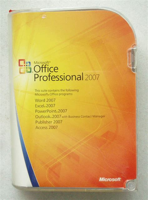 Microsoft Office Professional 2007 Microsoft Office 2007 Professional From China Microsoft Office 2007 Professional Wholesalers