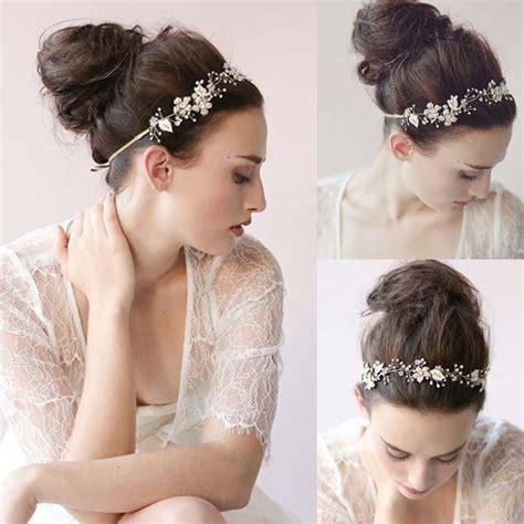 Cheap Vintage Wedding Hair Accessories Uk by Vintage Wedding Hair Glamorous Wedding Hair Wedding Cheap