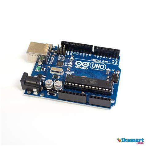 Arduino Uno R3 Mikrokontroler arduino uno r3 kit mikrokontroler canggih elektronika