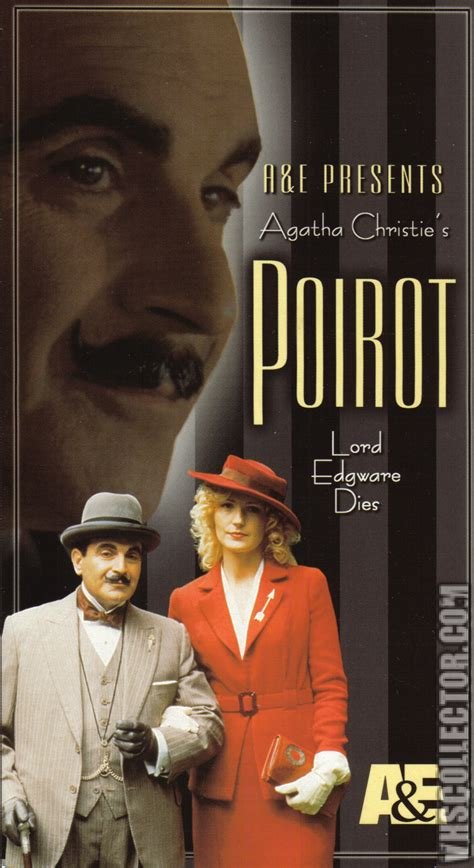 lord edgware dies poirot agatha christie s poirot lord edgware dies vhscollector com your analog videotape archive