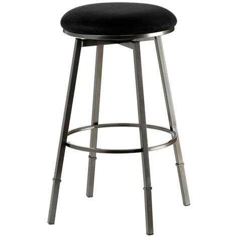 hillsdale sanders swivel adjustable height bar stool