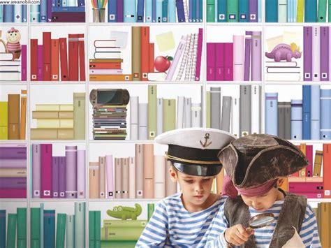 tappezzeria bambini tappezzeria colorata per cameretta