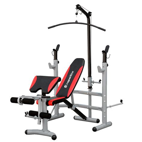 hyperextension multi bench multi purpose bench insportline bastet insportline