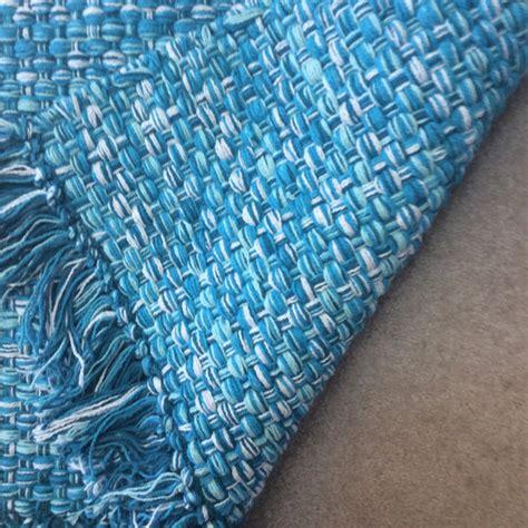 Handmade Rag Rug - handmade chindi rug handmade rag rug boho rag by